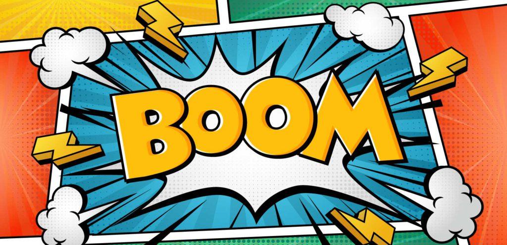 BUBBLEYE Boom